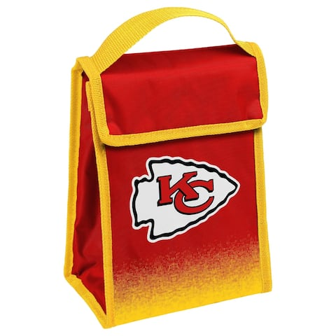 FOCO Gradient Lunch Bag, Kansas City Chiefs - Multi-Color