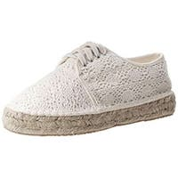 Report Womens Lenix Fabric Low Top Lace Up Fashion Sneakers