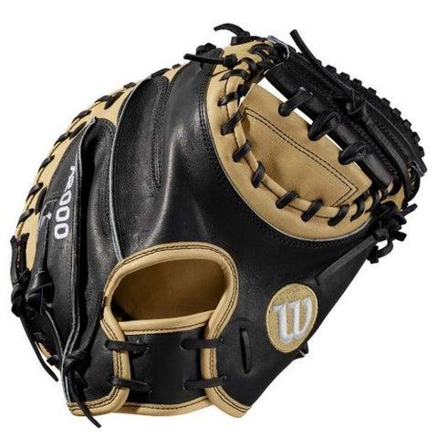 "Wilson Baseball 33"" A2000 Catchers Mitt RHT WTA20RB19CM33"