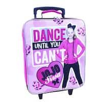 Nickelodeon Jojo Siwa Pilot Case Rolling Luggage
