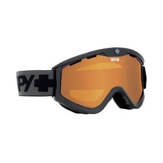 Spy Optic 310809038185 Targa3 T3 Snow Ski Goggles Black Persimmon