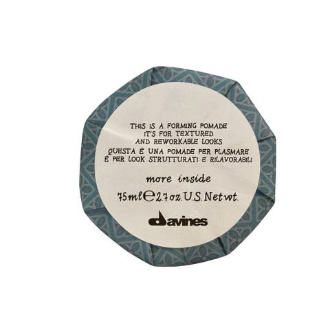 Davines This is a Forming Pomade 2.7 OZ - 2.1 - 3 Oz.