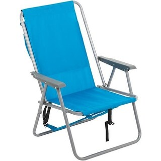 Rio Brands-Chairs Basic Backpack Chair SC525-7275 Unit: EACH