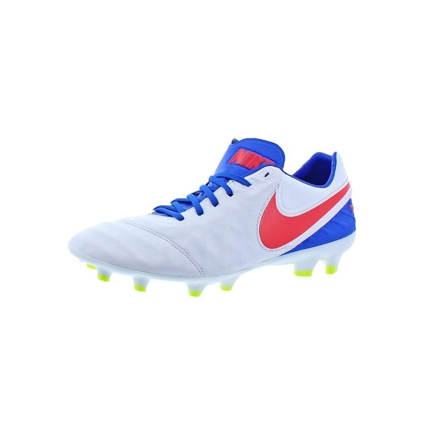 Nike Womens Tiempo Legacy II FG Cleats Athletic Performance