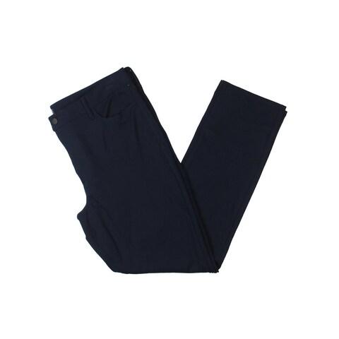 NYDJ Womens Sheri Dress Pants Tummy Control Slimming Fit