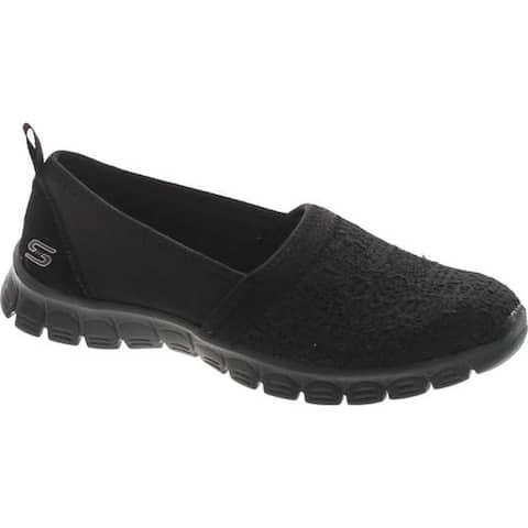 Skechers Active Ez Flex 3.0-Quick Escapade Women's Slip On - Black