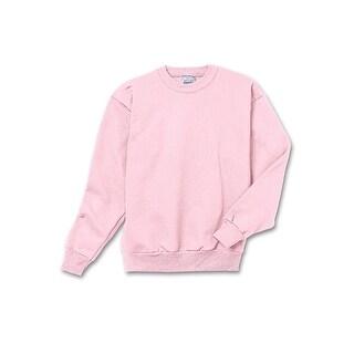 Hanes Youth ComfortBlend EcoSmart Crewneck Sweatshirt - S