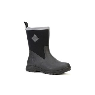 Muck Boots Black Women's Breezy Mid Cool Boot - Size 7