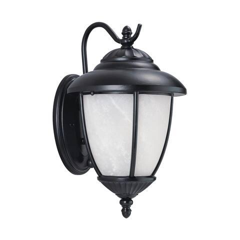Sea Gull Yorktown 1-light Wall Lantern