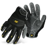 Cat CAT012218M Men's Mechanics Style Glove, Medium
