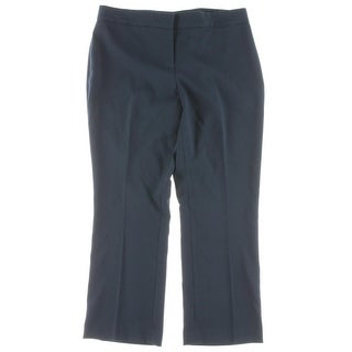 Vince Camuto Womens Casual Pants Pleated Flat Front