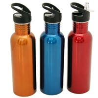 Stainless Steel Water Bottle - 25 oz - 24 Units