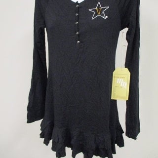 Vanderbilt Commodores Women XS S M L XL 2XL Designer Shirt Tunic Meesh Mia