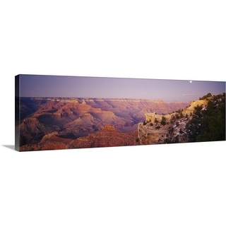 """Grand Canyon National Park AZ"" Canvas Wall Art"