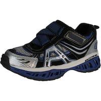Skechers Boys 92665/Bsry Fashion-Sneakers - Black/Navy