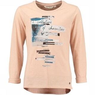 Garcia Girlslong Sleeve Shirt