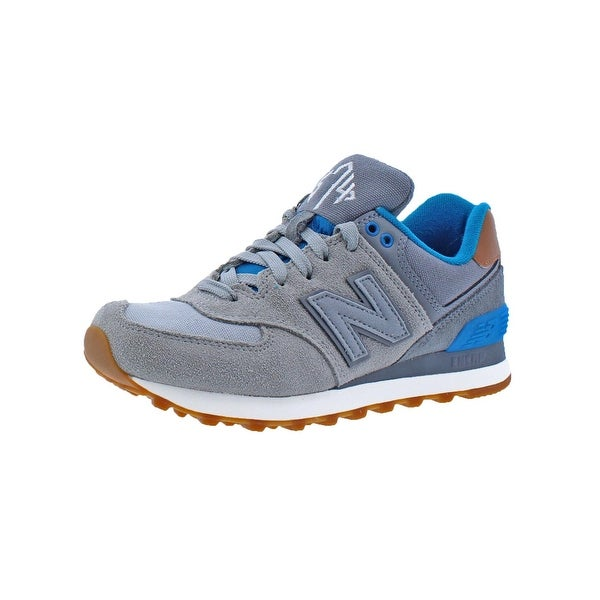 New Balance Womens Classics 574 Running Shoes Low-Top Casual