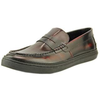 Marc Ecko Gavin Apron Toe Leather Loafer
