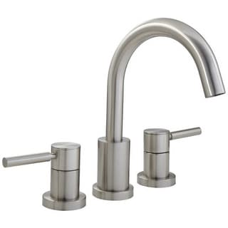 Mirabelle MIRED3RT Edenton Deck Mounted Roman Tub Faucet Trim with Metal Lever Handles