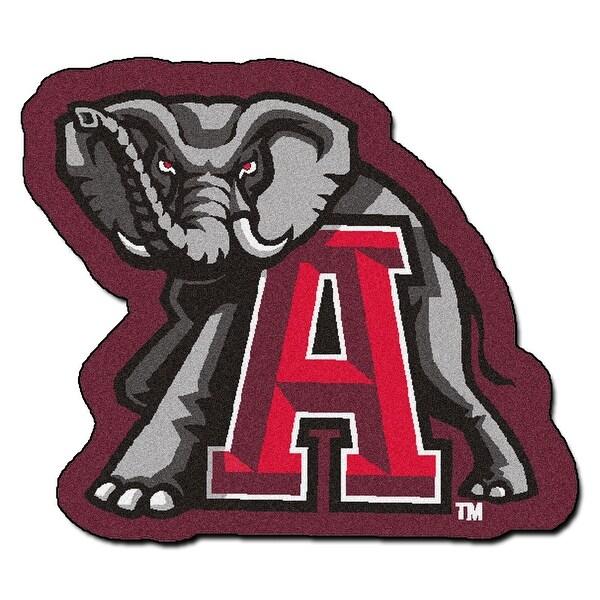 Shop University Of Alabama Crimson Tide Mascot Area Rug