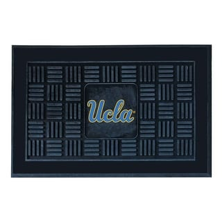 "UCLA Medallion Door Mat - 19.5"" x 31.25"""