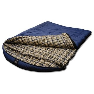 Grizzly 111194 25 Degree Grizzly Canvas Sleeping Bag