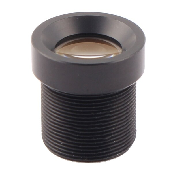 """8mm CCTV Board Lens 1/3"""" F2.0 for Security Camera 43 Wide Angle View"""