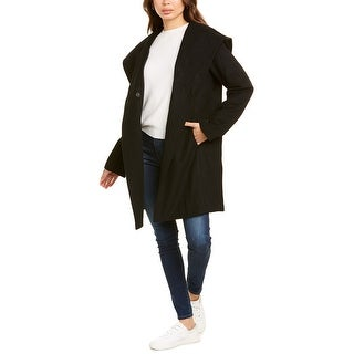 Link to Sam Edelman Hooded Wool-Blend Coat Similar Items in Women's Outerwear