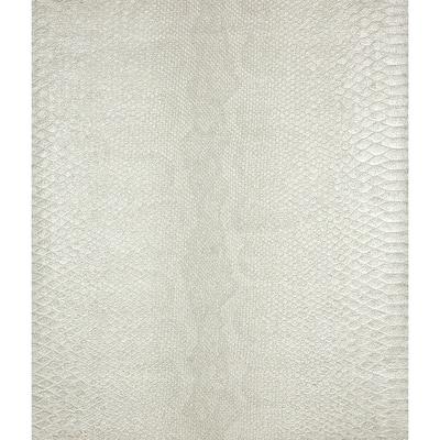 Sovana Ivory Python Wallpaper - 21in x 396in x 0.025in