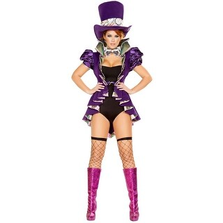 As Mad As A Hatter Costume, Hoty Mad Hatter Costume
