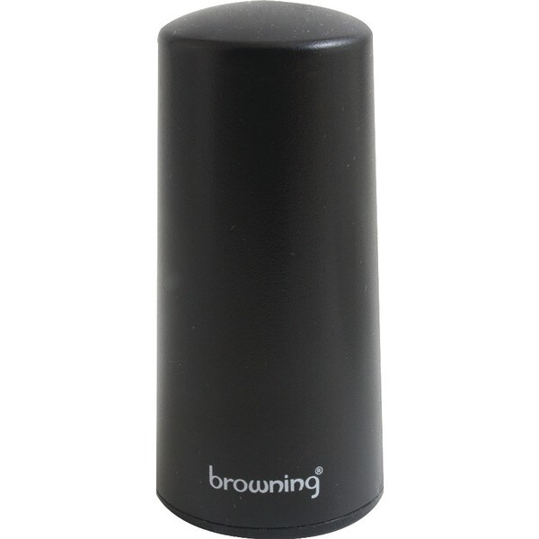 """Browning Br2445 450Mhz-465Mhz Pretuned Low-Profile Nmo Antenna, 3 1/4"""" Tall"""