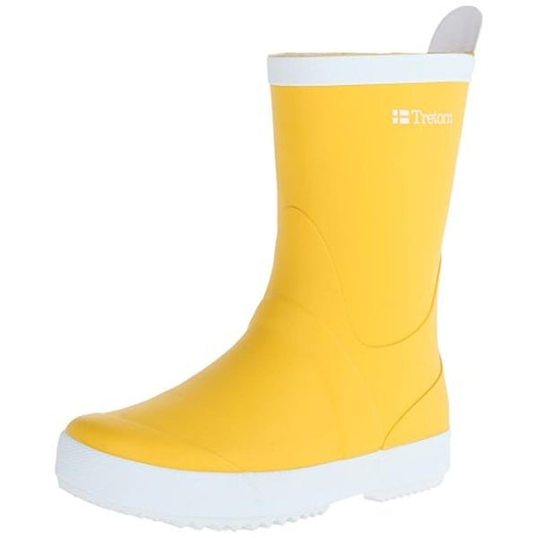 Tretorn Mens Wings Rain Boots Rubber Mid-Calf