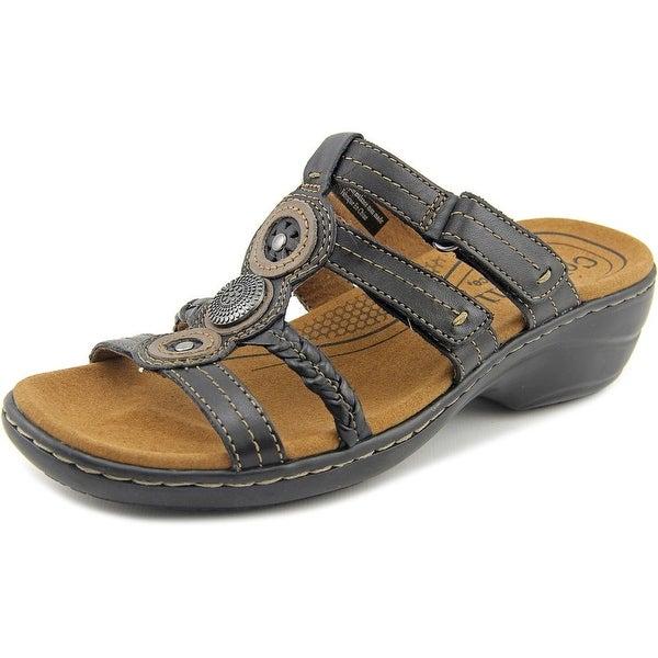 Cobb Hill RevMerry Women Black Sandals