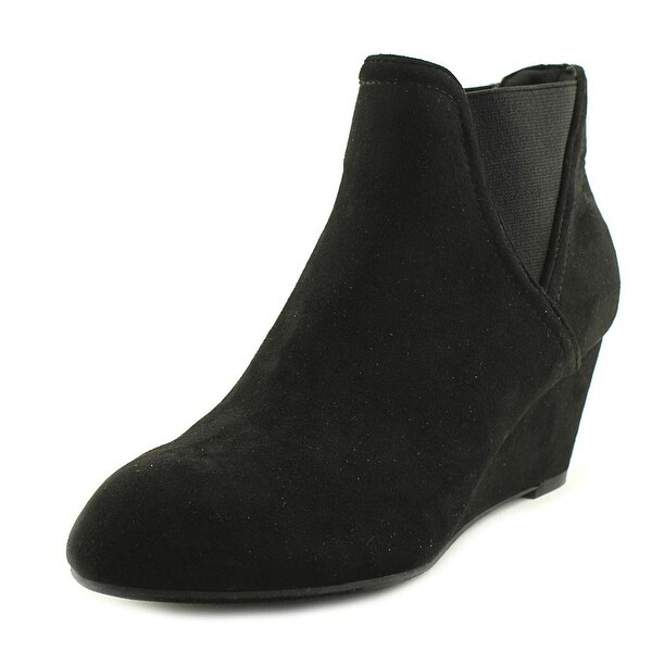 New Directions Cindy Women Black Boots