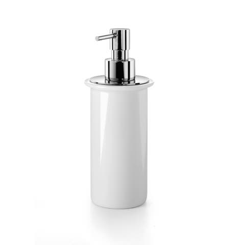WS Bath Collections Saon 55006 Free Standing Soap Dispenser