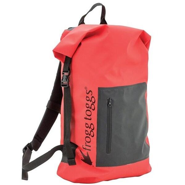 3e87cc9f7cb4 Shop Frogg Toggs 1112231 PVC Tarpaulin Waterproof Backpack