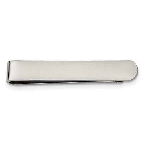 Chisel Srm133 Stainless Steel Polished Money Clip