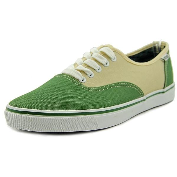 MTNG 80640 Men Round Toe Canvas Tan Walking Shoe