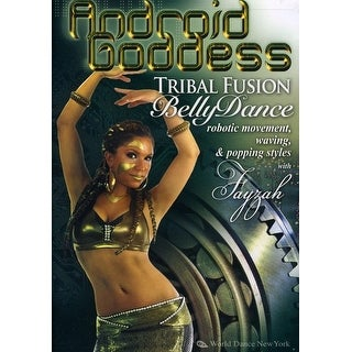 Android Goddess-Tribal Fusion Bellydance & Robotic [DVD]