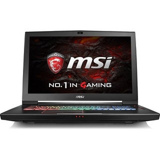 "MSI USA Dominator Pro-448 17.3"" LCD Notebook LCD Notebook"