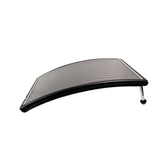 """Slim Line Solar Heater for Above-Ground Swimming Pools - 43"""" x 27"""""""
