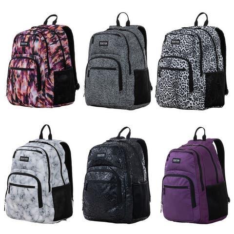 Kenneth Cole Reaction 16 Laptop & Tablet Backpack Bookbag For School, Travel, & Work - Multiple Colors