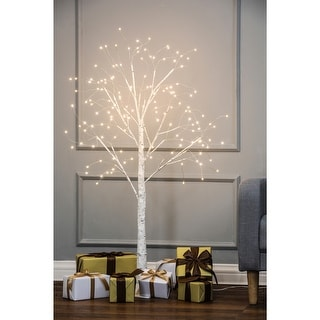Link to Snowy LED Light Twig Tree Similar Items in Christmas Greenery