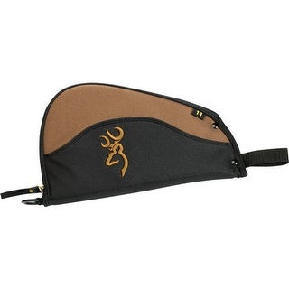 Browning 1430418811 bg hidalgo pistol case 11 black/clay trim
