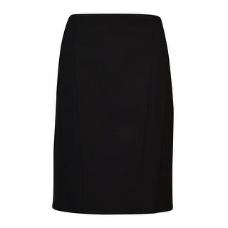 Anne Klein Women's Gabardine Pencil Skirt - 8