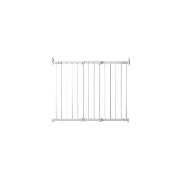 KidCo G2100 Angle Mount Safeway Gate - White