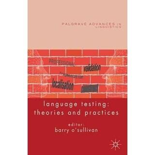 Language Testing - Barry Osullivan