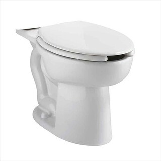 Cadet EverClean Right Height Elongated Pressure-Assisted Toilet