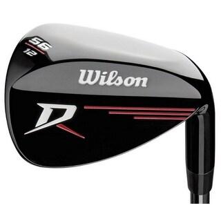 Wilson Staff Deep Red Maxx Golf Club Wedge Right Handed Steel 3 Sizes WGW4021