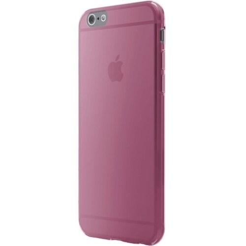 Cygnett CY1741CPAER Cygnett AeroSlim for iPhone 6 & 6s - Pink - iPhone 6,  iPhone 6S - Pink, Translucent - Gel, Thermoplastic